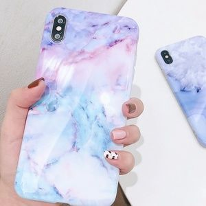 Accessories - NEW iPhone 7/8 Watercolor Marble Case